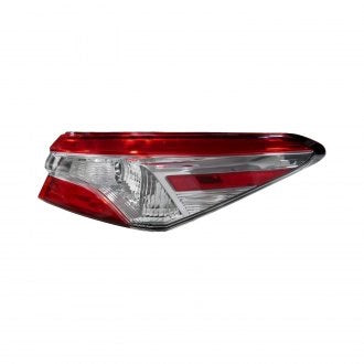 TOYOTA CAMRY 18-19 PASSENGER SIDE TAIL LAMP LE MODEL JAPAN BUILT WITH OUT SMOKED TINT HIGH QUALITY