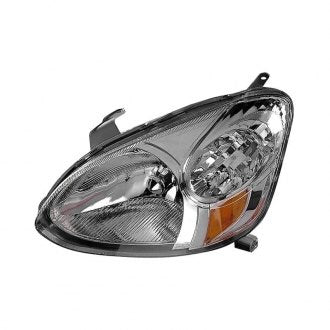 TOYOTA ECHO 03-05 DRIVER SIDE HEADLIGHT HQ