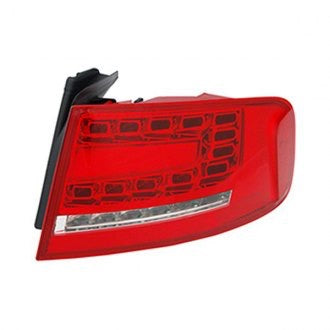 AUDI A4 09-12 // S4 10-12 SEDAN PASSENGER SIDE TAIL LAMP LED TYPE HQ