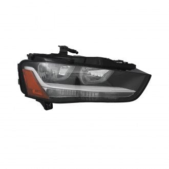 AUDI A4 12-14 PASSENGER SIDE HEADLIGHT HALOGEN SEDAN/WAGON START FROM 5/31/12