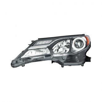 TOYOTA RAV4 13-15 DRIVER SIDE HEAD LAMP JAPAN BUILT HQ
