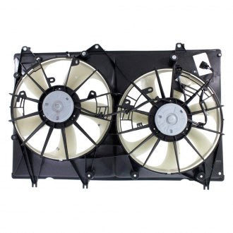 TOYOTA HIGHLANDER 11-13 COOLING FAN ASSEMBLY 3.5L WITH TOWING