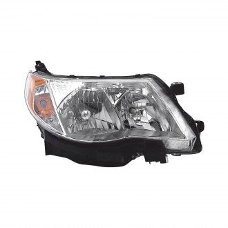 SUBARU FORESTER 09-13 PASSENGER SIDE HEAD LAMP HALOGEN HQ