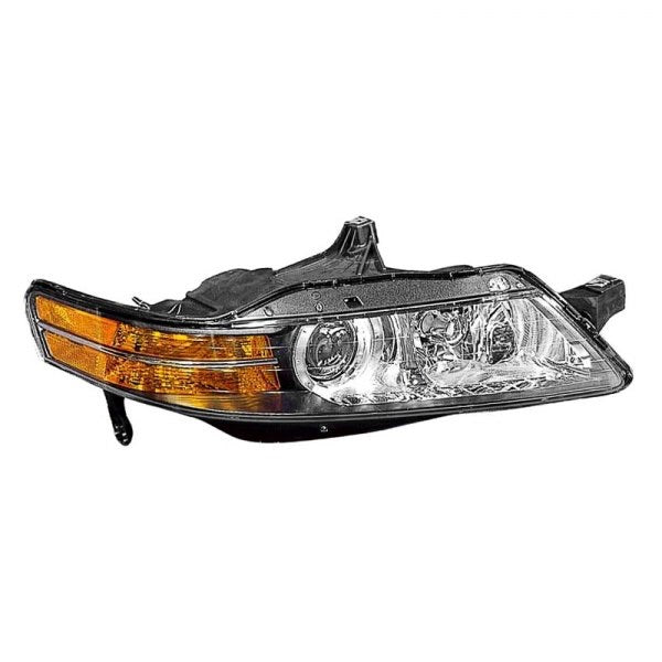 ACURA TL 06 HEAD LAMP PASSENGER SIDE WITH HID CANADA TYPE HIGH QUALITY