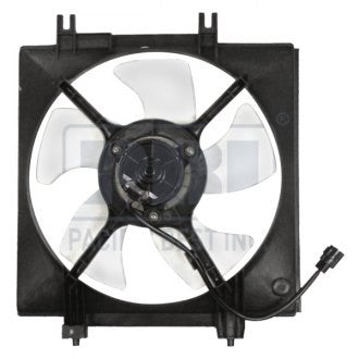 SUBARU FORESTER 09-13 AC FAN ASSEMBLY 2.5L WITHOUT TURBO