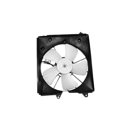 Acura TL 09-14 radiator fan assembly 3.5L / Excludes 10-11 3.7L W/AT