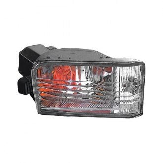 TOYOTA RAV4 01-05 FRONT PASSENGER SIDE SIGNAL LAMP IN BUMPER WITH FOG LAMP HQ