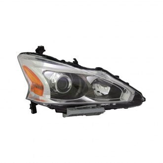 NISSAN ALTIMA SEDAN 13-15 PASSENGER SIDE HEAD LAMP HALOGEN