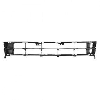 HONDA FIT 07-08 GRILLE LOWER MATT BLACK