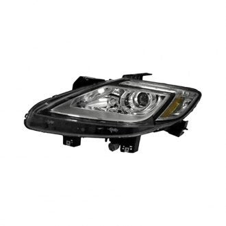 MAZDA CX9 07-09 DRIVER SIDE HEAD LAMP HALOGEN OEM HQ