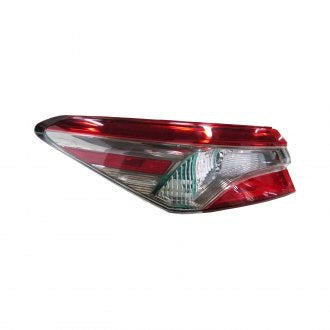 TOYOTA CAMRY 18-19 DRIVER SIDE TAIL LAMP SE MODEL JAPAN BUILT WITH SMOKED TINT HIGH QUALITY
