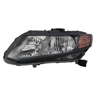 HONDA CIVIC 13-15 SDN / HYB / CPE 2013 DRIVER SIDE HEAD LAMP HALOGEN