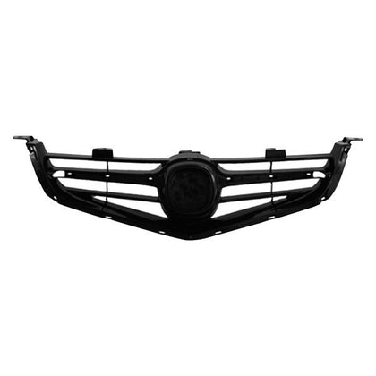 ACURA TSX GRILLE BLACK 04-05