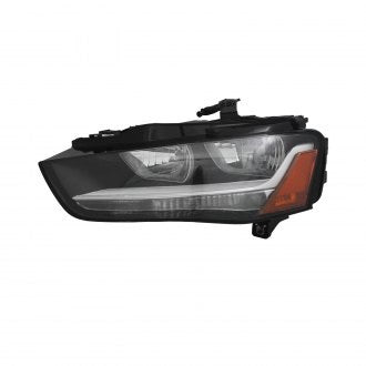 AUDI A4 12-14 // S4 12-14 DRIVER SIDE HEADLIGHT HALOGEN SEDAN/WAGON START FROM 5/31/12