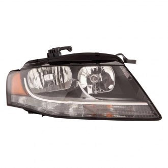 AUDI A4 09-12 // S4 10-12 // PASSENGER SIDE HEAD LAMP HALOGEN SEDAN/WAGON HQ