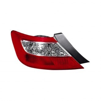 HONDA CIVIC 06-08 CPE DRIVER SIDE TAIL LAMP HQ