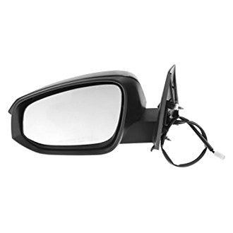 TOYOTA 4RUNNER 14-19 DRIVER SIDE DOOR MIRROR POWER HTD WITH PTM
