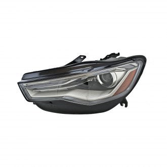 AUDI A6-S6 16-18 DRIVER SIDE HEADLIGHT BI-XENON WITH AUTO LEVELING HQ