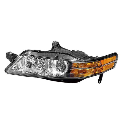 ACURA TL 04-05 HEAD LAMP WITH HID USA TYPE DRIVER SIDE HIGH QUALITY