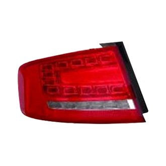 AUDI A4 09-12 // S4 10-12 SEDAN DRIVER SIDE TAIL LAMP LED TYPE HQ