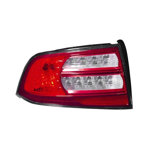 ACURA TL 07-08 TAIL LAMP DRIVER SIDE BASE/NAVI