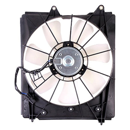 Acura TL 09-11 3.7L Radiator fan assembly AT