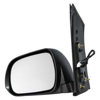 TOYOTA SIENNA 11-14 DRIVER SIDE DOOR MIRROR POWER TEXTURED
