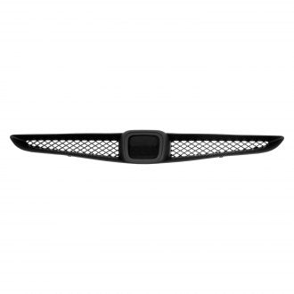HONDA FIT 07-08 GRILLE MATT BLACK