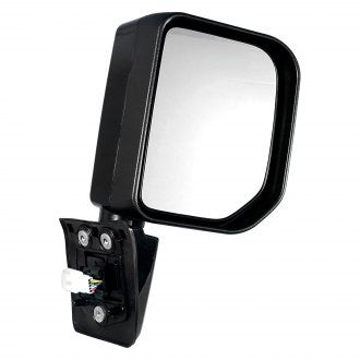 TOYOTA FJ CRUISER 07-09 PASSENGER SIDE DOOR MIRROR POWER WITH OUT SPECIAL EDITION W/LAMP HTD PTM