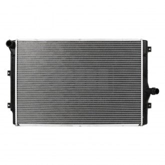 AUDI A3 06-13 RADIATOR (2822) 2.0L GAS/ DIESEL TURBO WITH INLET AND OUTLET ON OPPOSITE TANKS