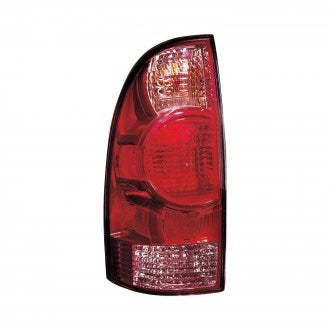 TOYOTA TACOMA AWD RWD 05-15 DRIVER SIDE TAIL LAMP WITH RED  CENTER LENS HQ