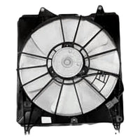 ACURA RDX 07-08 RADIATOR FAN ASSEMBLY LEFT SIDE