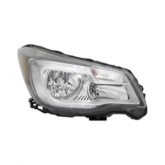 SUBARU FORESTER 17-18 PASSENGER SIDE HEAD LAMP HALOGEN HQ