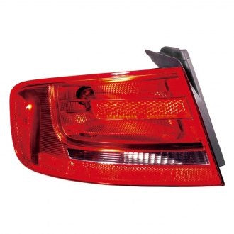 AUDI A4 09-12 SEDAN DRIVER SIDE TAIL LAMP BULB TYPE HQ