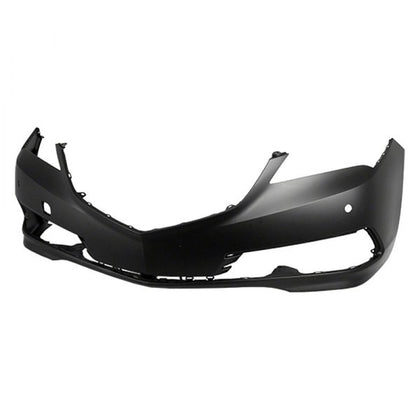 ACURA TLX FRONT BUMPER PRIMED WITH SENSOR HOLE WITH OUT WASHER HOLE 15-19