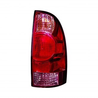 TOYOTA TACOMA AWD RWD 05-15 PASSENGER SIDE TAIL LAMP WITH RED  CENTER LENS HQ