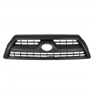 TOYOTA 4RUNNER 06-09 FRONT GRILLE MATT BLACK LTD MODEL
