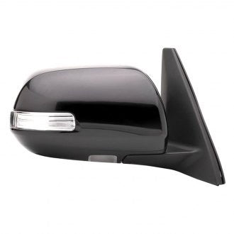 TOYOTA 4RUNNER 10-13 PASSENGER SIDE DOOR MIRROR POWER HTD W/SIGNAL MIR/COVER PTM