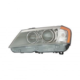 BMW X3 DRIVER SIDE HEADLIGHT XENON WITHOUT ADAPTIVE LAMP HQ
