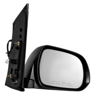 TOYOTA SIENNA 11-14 PASSENGER SIDE DOOR MIRROR POWER TEXTURED