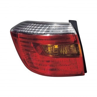 TOYOTA HIGHLANDER 08-10 DRIVER SIDE TAIL LAMP SPORTS MODEL HQ