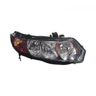HONDA CIVIC 06-09 CPE 2.0L 6 SPEED HEAD LAMP PASSENGER SIDE