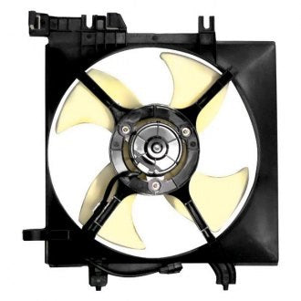 SUBARU LEGACY 05-09 WITHOUT TURBO RADIATOR FAN ASSEMBLY 4 CYL