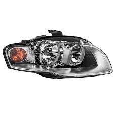 AUDI A4-S4 05-08 // A4 - S4 & RS4 CABRIO CONVERTIBLE 07-09 PASSENGER SIDE HEAD LAMP HALOGEN HQ