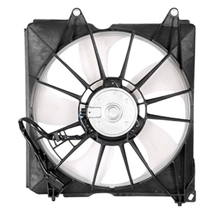 ACURA TLX RADIATOR FAN ASSEMBLY PASSENGER SIDE V6 15-19