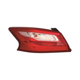 NISSAN ALTIMA SEDAN 16-17 DRIVER SIDE TAIL LAMP (( NON SR MODEL))