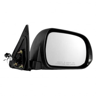 TOYOTA HIGHLANDER 08-13 PASSENGER SIDE DOOR MIRROR POWER HTD WITH PUDDLE LAMP PTM