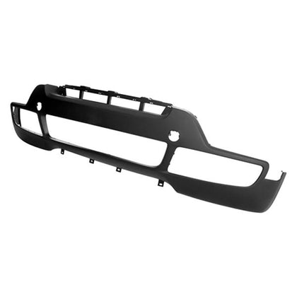 BMW X5 07-10 FRONT BUMPER WITHOUT SENSOR WITHOUT M PKG TEXTURED BLACK CAPA