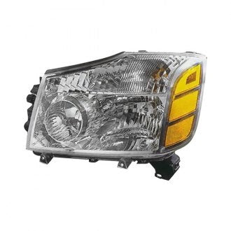 NISSAN ARMADA 05-07 // TITAN PICKUP 04-07 // ARMADA PATHFINDER 04 // DRIVER SIDE HEAD LAMP HQ