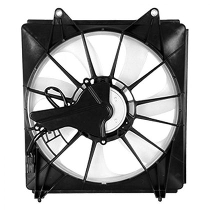 ACURA TLX RADIATOR FAN ASSEMBLY DRIVER SIDE V6